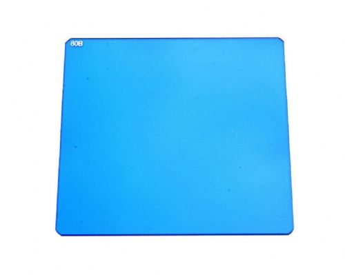 Kood 100mm Z-Pro Blue Square 80B Filter for all 100mm Filter Holders